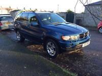 BMW X5 sport 3.0 Diesel 115k miles