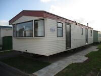 8 birth caravan to let in trecco bay porthcawl