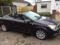 Vauxhall Astra Twin Top Convertible 2008 1.8 Sport Automatic