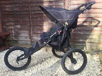 Out'n'About Nipper Sport V4 running buggy/pushchair/stroller/pram