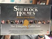 Sherlock Holmes dvd