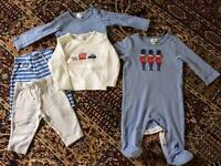 Boys John Lewis bundle 0-3 months