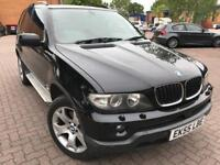 ** BMW X5 SPORTs, 2005, NAVIGATION, ONE PREVIOUS OWNER, AUTOMATIC**