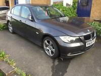 bmw 320 diesel for spares or repairs