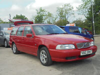 1999 VOLVO V70 XLT 10V ESTATE 2.5