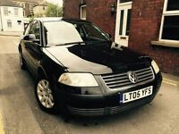Volkswagen Passat diesel TDI NEW MOT great car low mileage