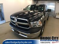 2013 Ram 1500 ST Crew Cab - great fuel economy v6!