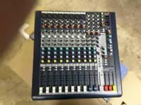 Soundcraft MFXi8 Mixer