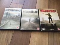 The Walking Dead Season 1-3