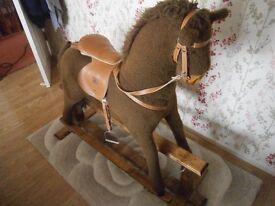 Mamas and Papas rocking horse