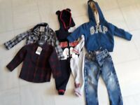 Bundle of boys clothes 18- 24 months
