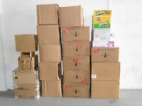 Cardboard boxes Removal Boxes Packing Boxes Storage boxes