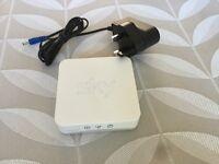 Sky Broadband / Fibre Broadband WiFi signal booster