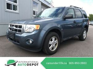 2011 Ford Escape XLT / ACCIDENT FREE / BLUETOOTH