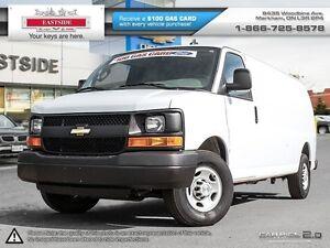 2016 Chevrolet Express 2500 Ext. 2500