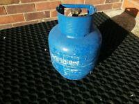 CALOR GAS 4.5kg BUTANE BOTTLE/CYLINDER - CAMPING/CARAVAN