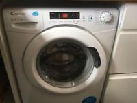 Candy GVS149DC3 Grand'O Vita 9kg Load, 1400 Spin Washing Machine With Smart Touch - White