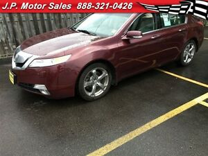 2009 Acura TL Automatic, Navigation, Leather, Sunroof, AWD