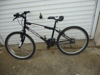 DONNAY 24 INCH WHEEK STREET BIKE/ MOUNTAIN BIKE R24