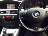 *BMW 320d M SPORT* 59 plate (black)