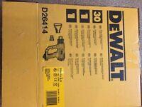 DEWALT HOT GUN D26414 110V BRAND NEW
