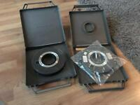 """Loft find - 9x 1/2"""" magnetic recording tapes"""