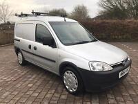 2012 Vauxhall Combo 1.3 CDTi 16v 2000, FACTORY CREW CAB 5 SEATS VAN, 2 KEYS NO VAT
