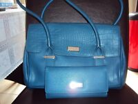 fiorelli handbag and purse