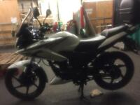 Honda cbf 125 very reliable