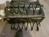 fiat punto front coil springs