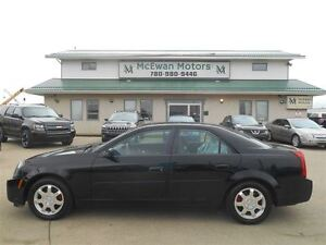 2003 Cadillac CTS Deluxe