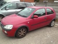 🔥CHEAP RUNNER VAUXHALL CORSA 1.0 LOW MILEAGE NOT TOYATA YARIS VW POLO GOLF ASTRA RENAULT CLIO free