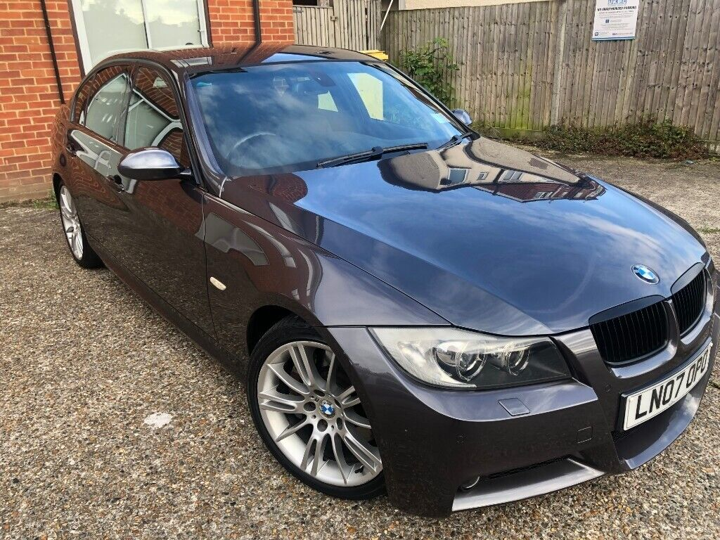 2007 BMW 335I M SPORT Automatic 4 Door Saloon 70k Miles + DAB + Freeview TV  (335 335d 435 M2 M3 M4) | in Colliers Wood, London | Gumtree
