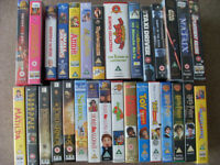 Family Themed VHS Videos