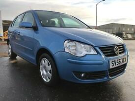 Volkswagen polo 1.2 trade in to clear