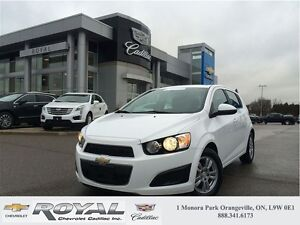 2016 Chevrolet Sonic LT * 5DR * HEATED SEATS * REMOTE START