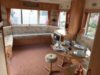 Static caravan reduced for quick sale - Southerness