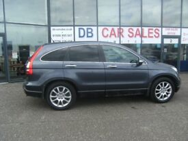 HONDA CR-V 2.0 I-VTEC EX 5d 148 BHP 2007 **** GUARANTEED FINANCE **** PART EX WELCOME