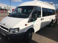 Ford Transit 17 seater minibus 2007 (56 plate)