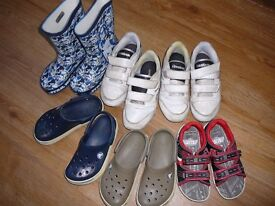 BUNDLE OF BOYS SHOES