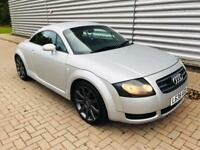 Audi TT 1.8 turbo Quattro in immaculate condition 1 years mot private plate included