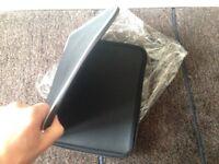 New laptop iPad Case 35cm x 25cm Zip round - Black
