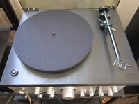 Rega Planar 3 Turntable with P3 Lid Audio Origami Rewired RB250 Tonearm Will Post