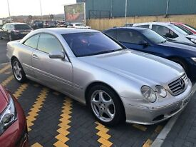 Mercedes CL500 SWAP OR P/X