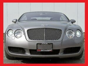 2005 Bentley Continental GT MULLINER EDITION !!!