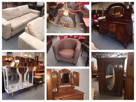 ** FURNITURE FOR SALE ** CHAIRS, WARDROBES, TABLES, DRAWERS, BEDS...