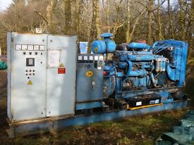 dorman 6qtca 295kva diesel generator