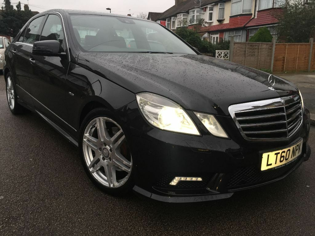 2010 60 plate mercedes e class e350 cdi blue efficiency. Black Bedroom Furniture Sets. Home Design Ideas