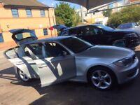 BMW series 1 * very low mileage*