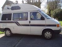 VW HOLDSWORTH CAMPER / MOTOR HOME. VISION XL. DIESEL.. AUTOMATIC ..